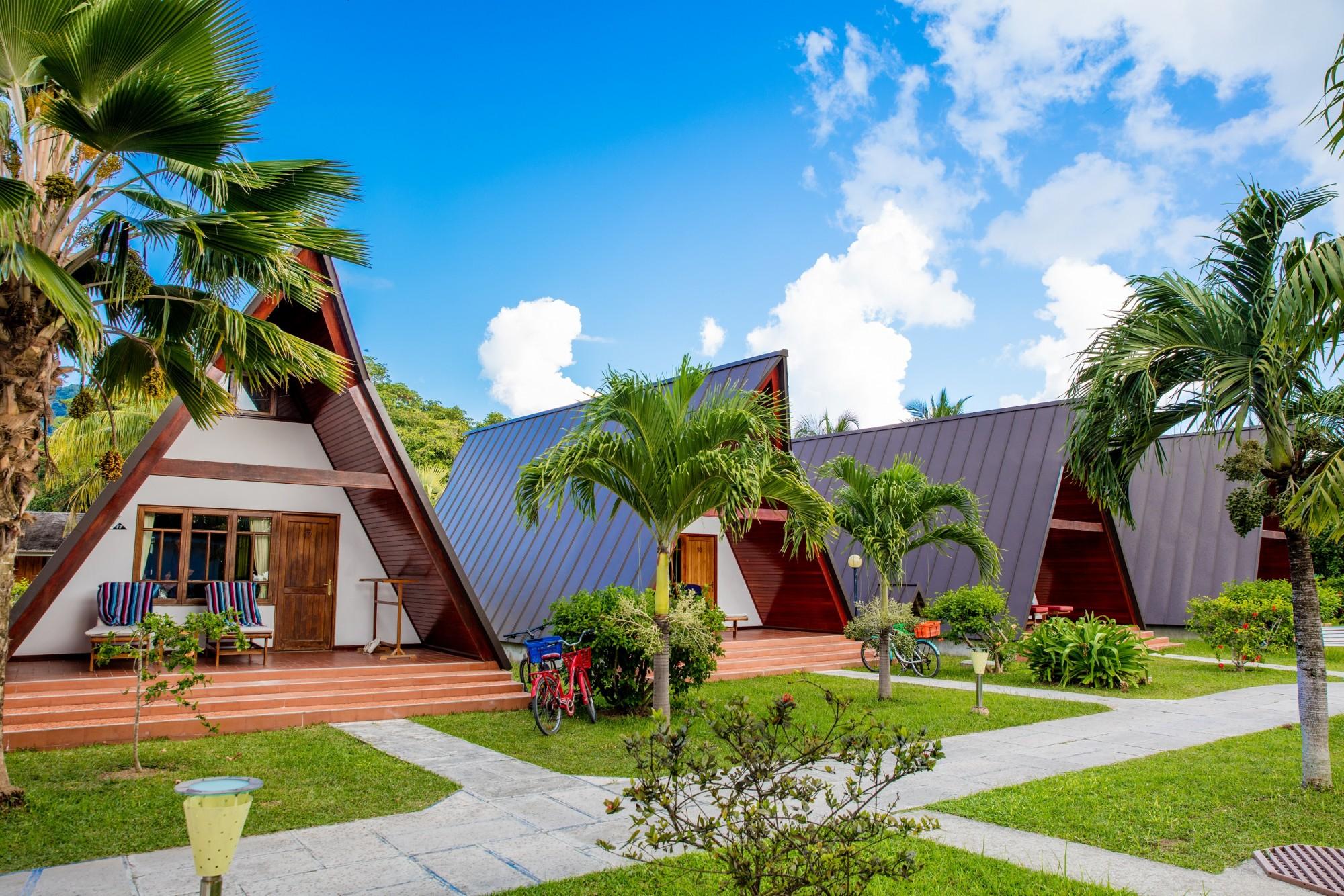 La Digue Budget Accommodation La Digue Island Lodge
