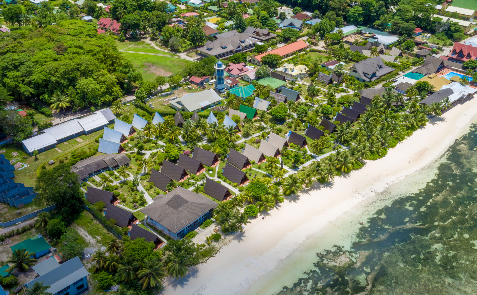 TRAUM DESTINATION & IDYLLIC <br>URLAUB IN LA DIGUE