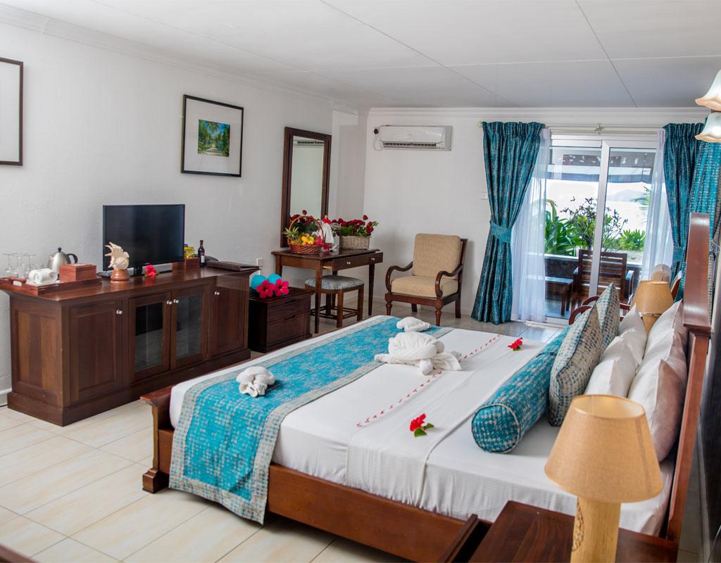 Beach House Rooms