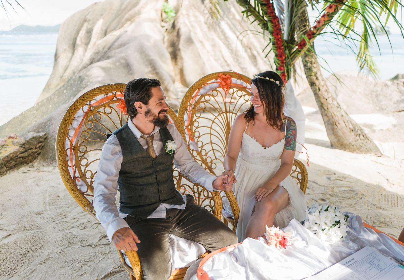 Wedding & Honeymoon in Seychelles